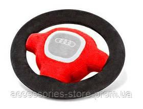 Рулевое колесо с плюшевой отделкой Audi