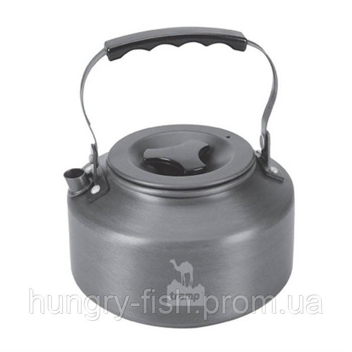 Чайник анодированный походный Tramp 1.1л