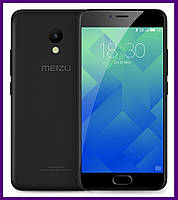 Смартфон Meizu M5 3/32 GB (MATTE BLACK). Гарантия в Украине 1 год!
