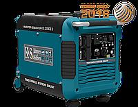 Инверторный генератор Könner&Söhnen KS-3200ieS (2.8 кВт)