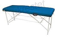 Lux Массажный стол-кушетка Синий