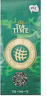 Зеленый листовой чай Tea time 100 g Китай