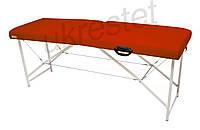 Lux Массажный стол-кушетка Оранжевый