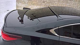 Спойлер Mazda 6 GJ тюнинг бленда козырек на стекло (тонкая)