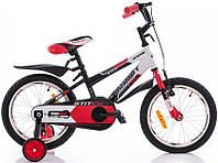 Детский велосипед Azimut Stitch 16 красный