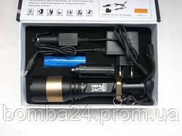 Фонарик Police BL-1825-T6(2000w)CREE-T6 Яркий