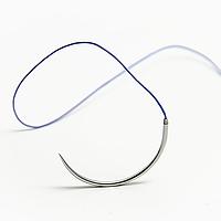 Викрил, W9141 (0) колющая игла 36мм