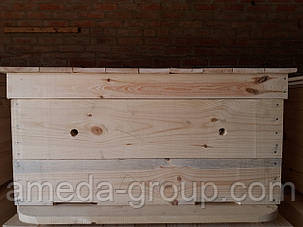 Улей для пчел лежак Дадан, фото 2