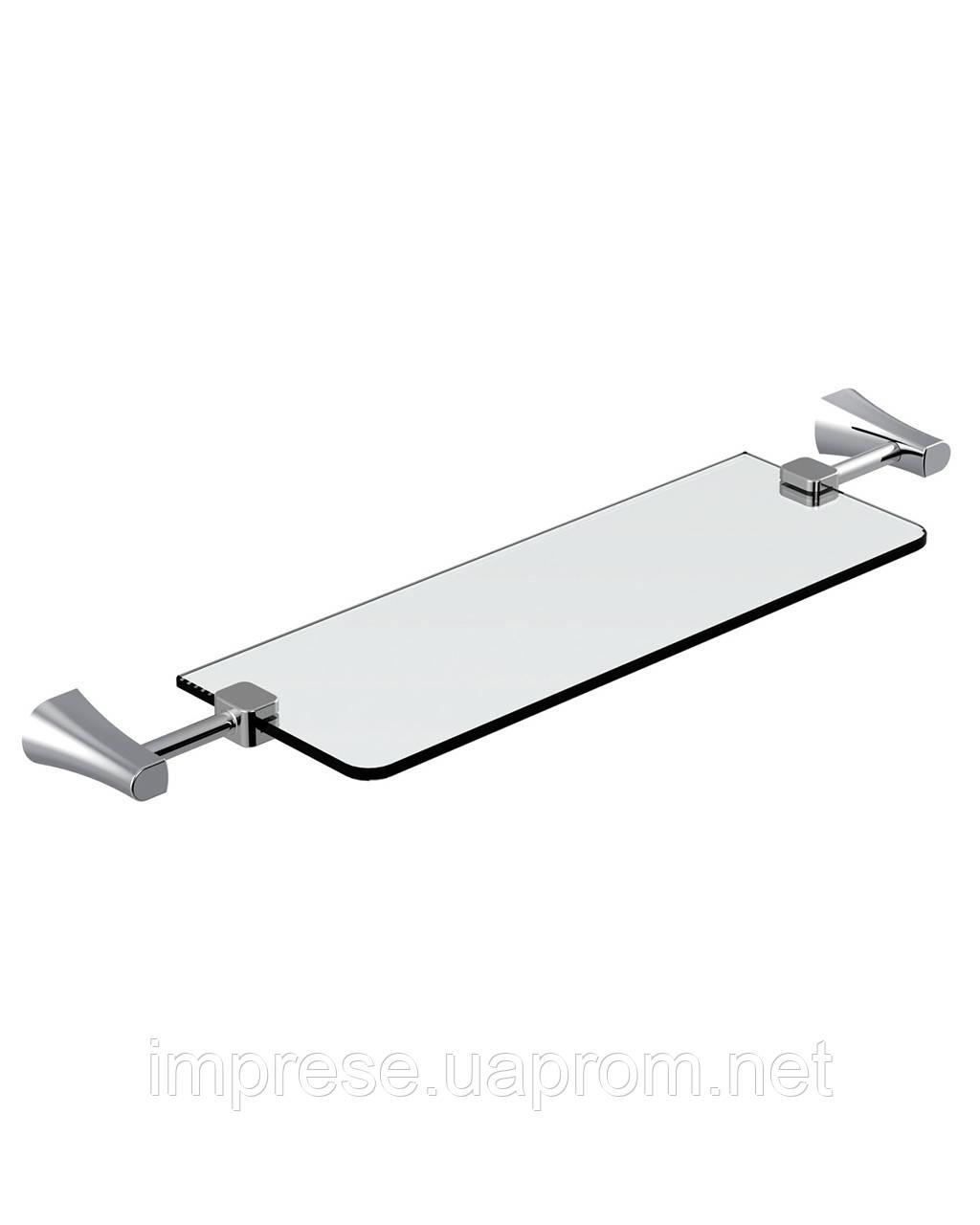 Полочка стеклянная Cuthna stribro 160280 stribro