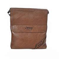 Ділова чоловіча   сумка-планшетка  від Jeep (розмір 3)