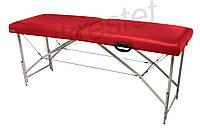 Premium Массажный стол-кушетка Красный