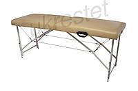 Premium Массажный стол-кушетка Бежевый