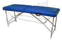 Premium Массажный стол-кушетка Синий