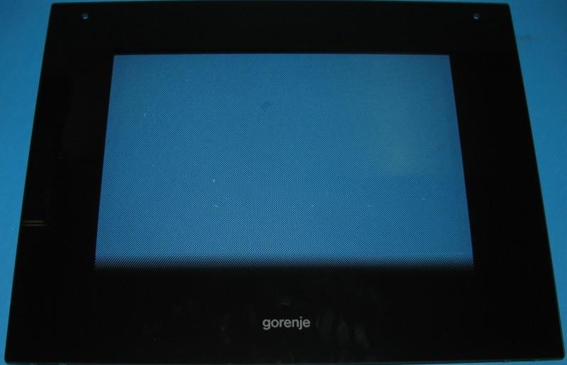 Стекло,внешнее духового шкафа для электрических и газовых  плит GORENJE.Код товара: 261281,Зам.261339, 229909