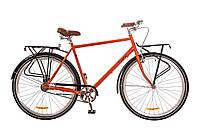 """Велосипед 28"""" DOROZHNIK COMFORT MALE 2017 (Оранжевый)"""