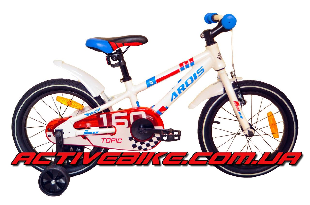 "Детский велосипед Ardis TOPIC 16"" BMX."