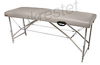 Premium Массажный стол-кушетка Серый