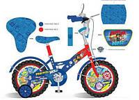 """Детский двухколесный велосипед 12"""" (1712) со звонком"""