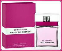 Туалетная вода для женщин Angel Schlesser So Essential Woman. ангел шлессер.