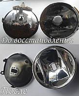 Химическая металлизация (восстановление хромированных деталей)