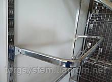 Система Вариант ДУГА (ХРОМ) в рейку 600