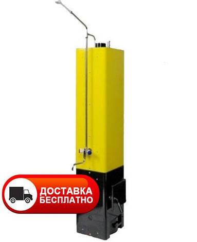 Колонка водогрейная Данко КВЦ-90 (бойлер на дровах 90 литров), фото 2