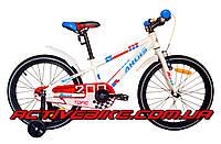 """Алюминиевый детский велосипед Ardis TOPIC 20"""" BMX AL."""