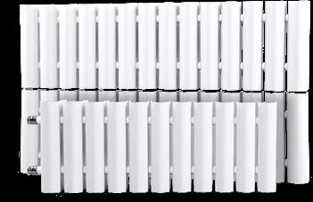 Радиаторы стальные трубчатые