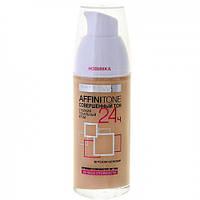 Стойкий тональный крем Maybelline Affinitone 24 часа (Мейбеллин Аффинитон) .тональный крем