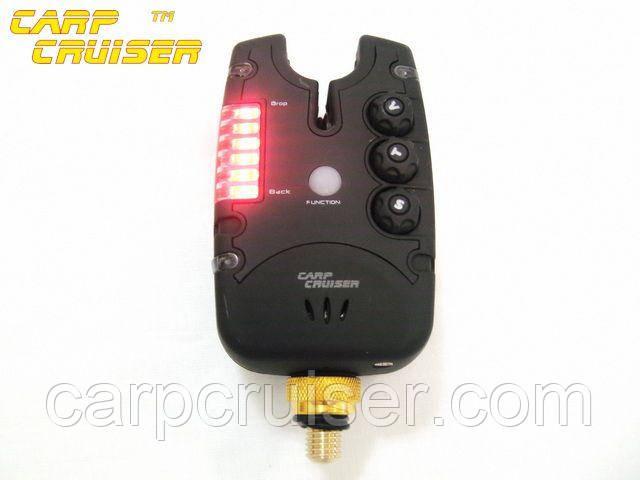 CarpCRUISER FA211 электронны сигнализатор поклевки с режимом анти вор для карповой ловли для рыбалки