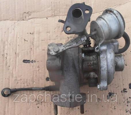 Турбина Фиат Добло 1.3mjtd 73501343, фото 2