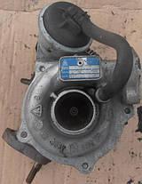 Турбина Фиат Добло 1.3mjtd 73501343, фото 3