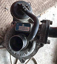Турбина Фиат Фиорино 1.3mjtd 73501343, фото 2
