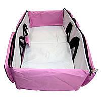 Купить оптом Многофункциональная детская сумка - кровать Ganen Baby Bed and Bag