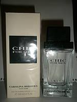 Мужская туалетная вода Carolina Herrera Chic For Men . духи carolina herrera мужские.