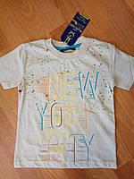 Футболка детская для мальчика New York