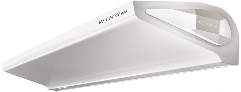 Воздушная завеса с водным теплообменником VTS WING W200 17-47 кВт