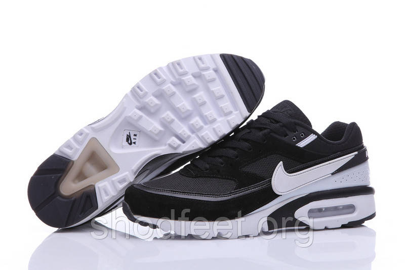 Кроссовки Nike Air Max BW Premium USA Black White