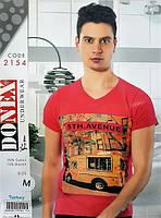 Футболка мужск. DONEX  2154