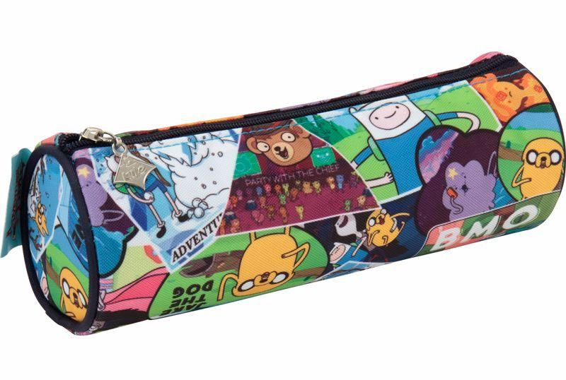 Пенал Kite Adventure Time AT17-640 тубус