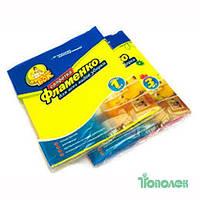 Салфетки для пыли ФБ Фламенко 5шт