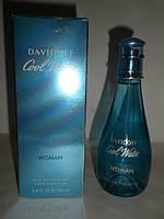 Жеская парфюмерия Davidoff Cool Water Woman, davidoff парфюм