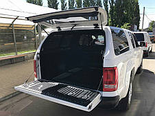 Установка кунга Road Ranger на Volkswagen Amarok 1