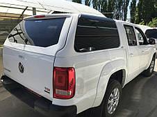 Установка кунга Road Ranger на Volkswagen Amarok 2
