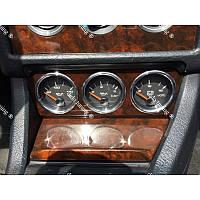 Кольца накладки на доп. приборы Audi 80 B3 B4