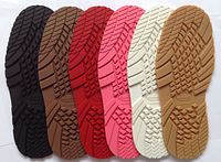Подошва (след) обуви фасон мужской, фото 1