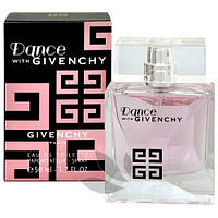 Женская туалетная вода Givenchy Dance With Givenchy , givenchy духи женские