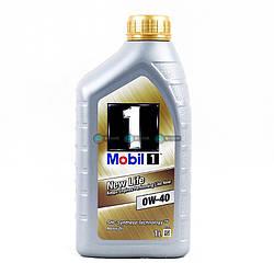 Моторное масло синтетика Mobil New Life 0W-40 1L