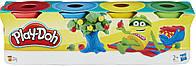 Play-Doh Набор из 4 мини-баночек