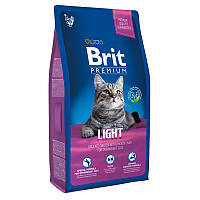 Brit Premium Cat Light 300 g для кошек c избыточным весом